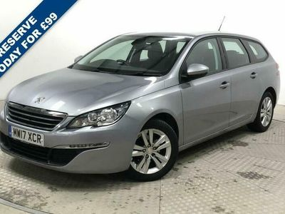 used Peugeot 308 1.6 BLUE HDI S/S SW ACTIVE 5d 120 BHP