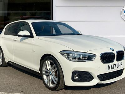 used BMW 118 i M Sport 5-Door