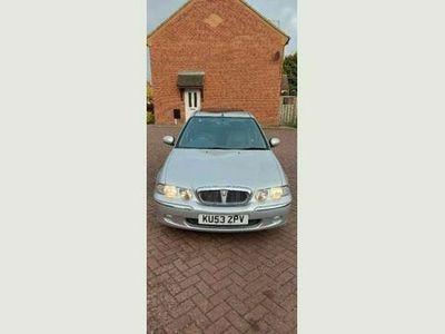 used Rover 45 1.8 16v iXL 5dr