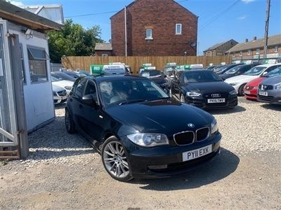 used BMW 116 1 Series 2.0 d Sport 5dr