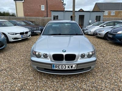 used BMW 325 3 Series 2.5 ti SE Compact 3dr