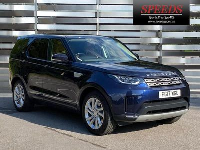 used Land Rover Discovery 5 2.0 SD4 HSE Auto 4WD (s/s) 5dr Auto, NEW SHAPE + 7 SEATS + 1 OWNER
