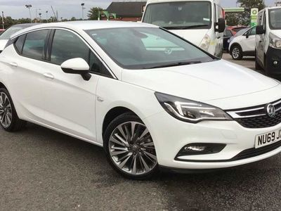 used Vauxhall Astra 1.6 CDTi 16V 136 Griffin 5dr