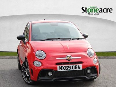 used Abarth 595 1.4 T-Jet Turismo 70th Hatchback 3dr Petrol (165 bhp)