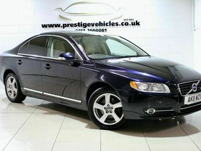 used Volvo S80 2.4TD D5 SE Lux (202bhp) Geartronic