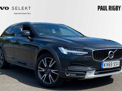 used Volvo V90 CC D4 AWD (188 BHP) Cross Country Plus Automatic (360* Camera, Panoramic Roof)