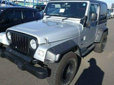 used Jeep Wrangler Hardtop 3.8 V6 Rubicon 2d