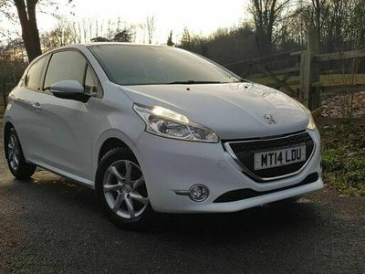 used Peugeot 208 1.2 VTi Active EGC (s/s) 3dr