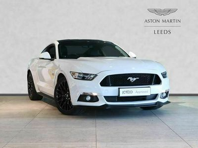 used Ford Mustang GT 5.0 V8 2dr Auto fastback