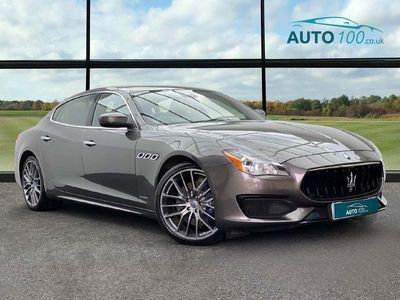 used Maserati GranSport Quattroporte 3.0 TD4dr
