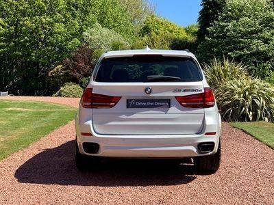 used BMW X5 4x4 xDrive M50d 5d Auto