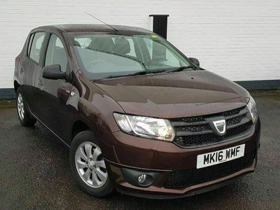 used Dacia Sandero 0.9 TCe Ambiance Prime 5dr [Start Stop]