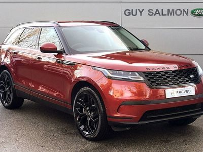 used Land Rover Range Rover Velar P300 HSE 4dr Auto 2.0