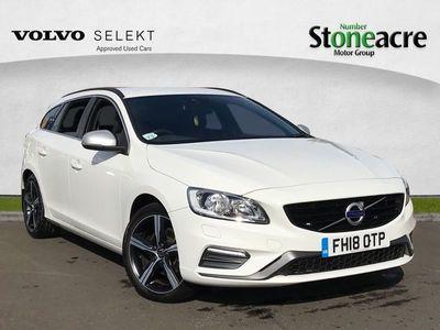 used Volvo V60 T4 [190] R Design Nav 5Dr