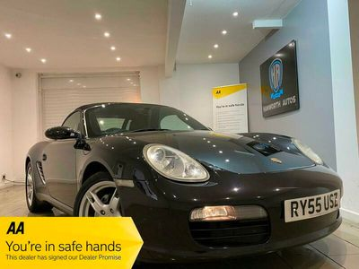 used Porsche Boxster 2.7 987 Sport Edition Tiptronic 2dr