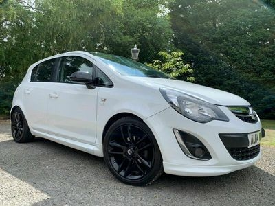 used Vauxhall Corsa 1.2 i 16v Limited Edition 5dr (a/c)
