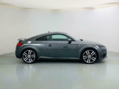 used Audi TT 2.0 TDI ULTRA S LINE 2d 182 BHP [TECHNOLOGY PACK. diesel coupe