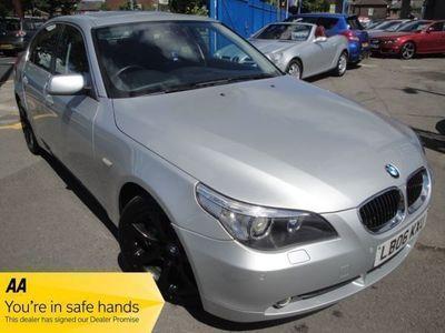 used BMW 550 5 SERIES i SE