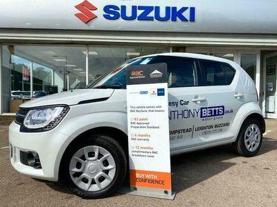 used Suzuki Ignis 1.2 Dualjet SZ3 SHVS