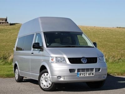 used VW Transporter NOMAD, LWB, HIGH-ROOF, 1 OWNER, 44,000mls, 1.9 102hp, Air Con