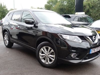 used Nissan X-Trail DCI ACENTA XTRONIC 1.6 5dr