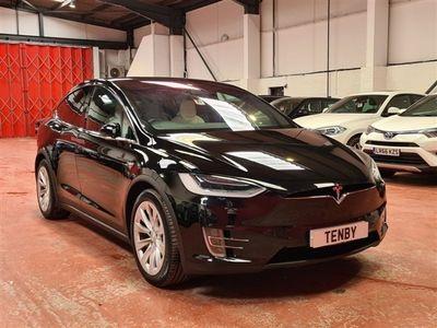 used Tesla Model X 0.0 75D 5d AUTO 517 BHP