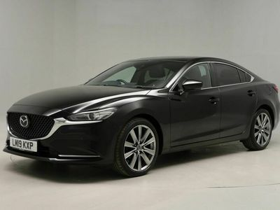 used Mazda 6 2.5 GT Sport Nav+ 4dr Auto For Sale Reg:LM19 KXP