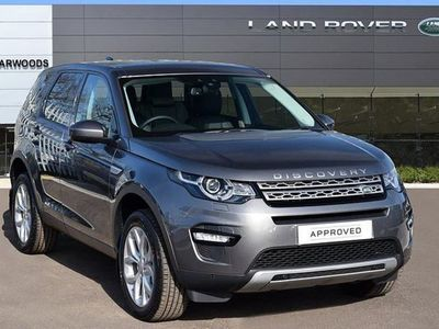 used Land Rover Discovery Sport 2.0 SD4 240 HSE 5dr Auto