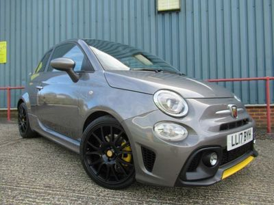 used Abarth 595 1.4 T-Jet Trofeo 3dr