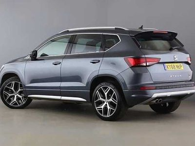 used Seat Ateca 2.0 TDI FR 5dr 4Drive Estate 2018