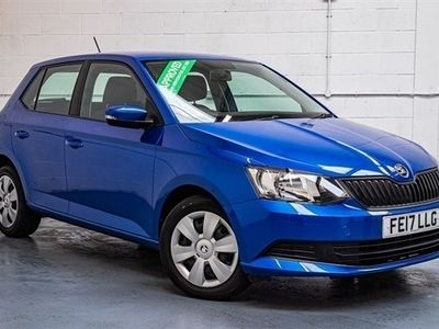 used Skoda Fabia 1.0 MPI (60ps) S (s/s) 5-Dr Hatchback Manual
