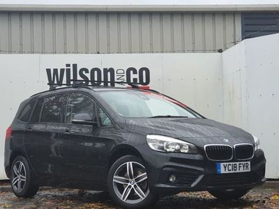 used BMW 216 2 Series d Sport 5dr Step Auto
