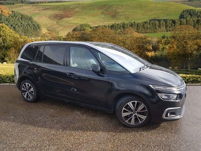 used Citroën Grand C4 Picasso 1.6 BlueHDi Flair EAT6 (s/s) 5dr