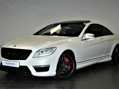 used Mercedes CL63 AMG CLBi-Turbo 2dr Auto