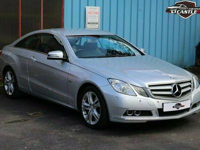 used Mercedes E220 E ClassCDI BLUEEFFICIENCY SE