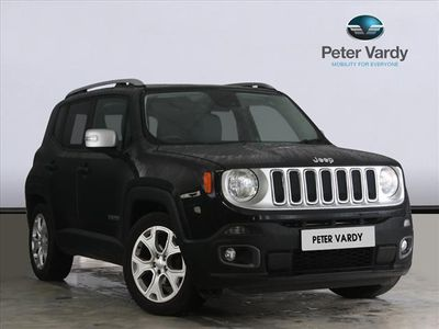 used Jeep Renegade 1.6 Multijet Limited 5dr DDCT