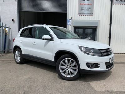 used VW Tiguan MATCH EDITION TDI BMT