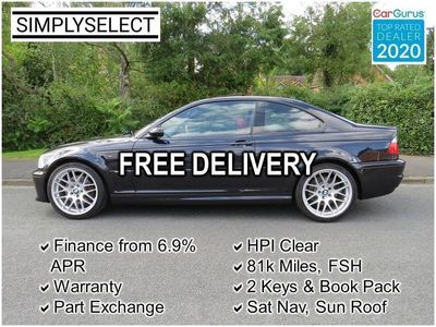 used BMW M3 M32dr SMG Auto
