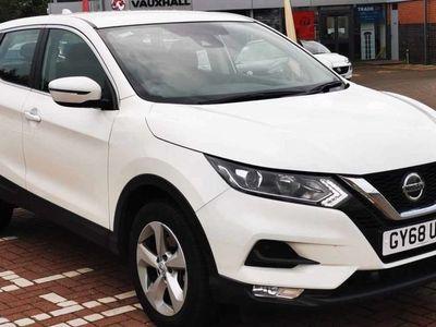 used Nissan Qashqai 1.5 dCi [115] Acenta Premium 5dr