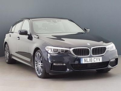 used BMW 530 5 Series e M Sport 4dr Auto