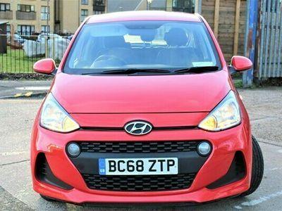 used Hyundai i10 1.2 SE Auto 5dr