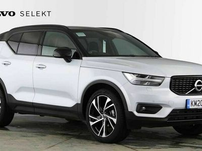 used Volvo XC40 1.5 T3 [163] R DESIGN Pro 5dr Geartronic