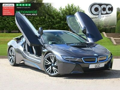 used BMW i8 Coupe 2015