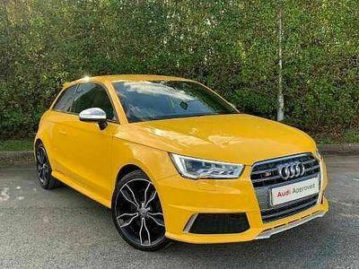 used Audi S1 quattro 231 PS 6 speed