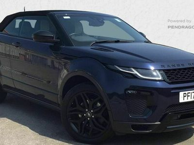 used Land Rover Range Rover evoque 2.0 TD4 HSE Dynamic 2dr Auto
