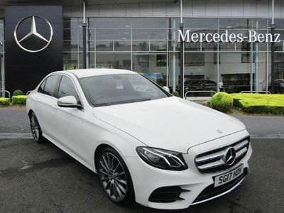 used Mercedes E200 E-ClassAMG Line 4dr 9G-Tronic