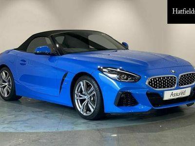 used BMW Z4 2.0 M Sport SEMI-AUTO 2dr
