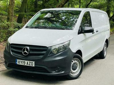 used Mercedes Vito 111 CDI FWD L2 EU5 6dr lwb