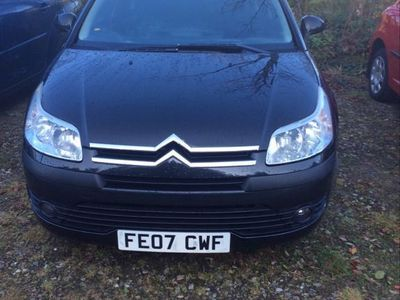 used Citroën C4 1.6 HDi 16v SX EGS 5dr (DPFS+)