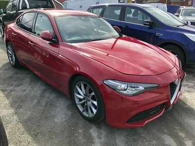 used Alfa Romeo Giulia Saloon 2.1 TD SPECIALE 4d 5 Seat Sports Performance AUTO Stunnin